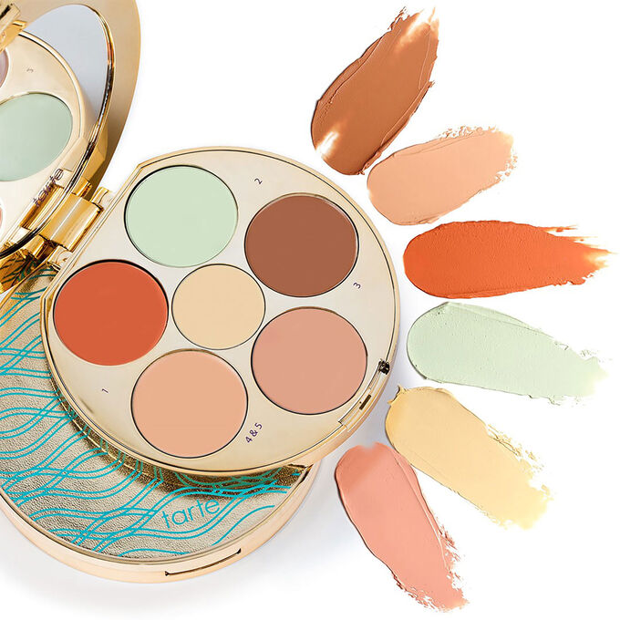 Tarte 8 Color Eyeshadow Palette Sweet Indulgences Collection Champagne Toast