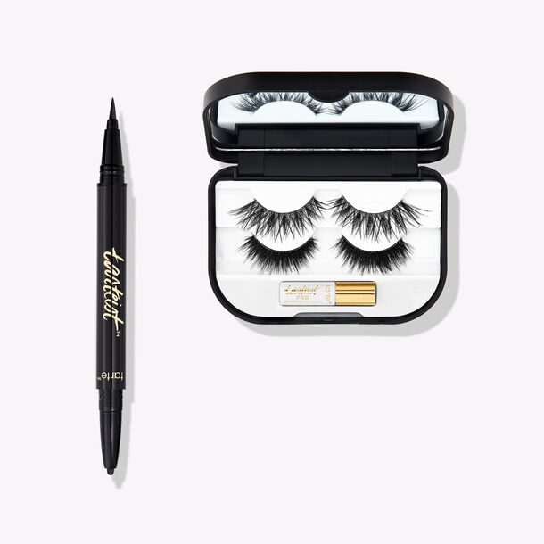 life is short, your lashes shouldn't be eye set