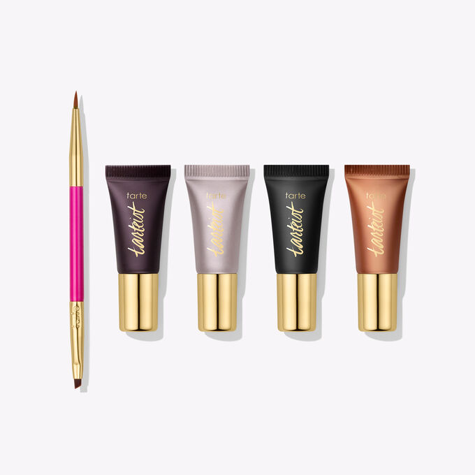spice up your stare deluxe tarteist™ eyeliner set