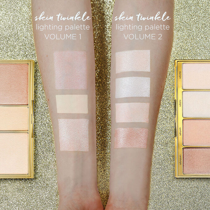 skin twinkle lighting palette vol. II