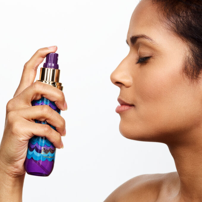 travel size Rainforest of the Sea ™ 4-in-1 setting mist
