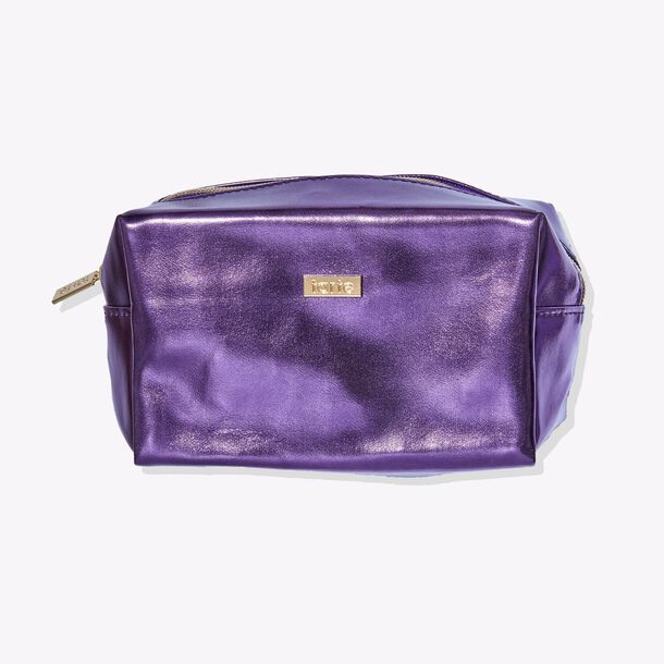 going places makeup bag