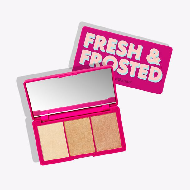 sugar rush™ fresh & frosted highlighter palette