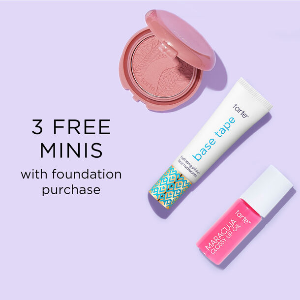 radiant custom foundation value set