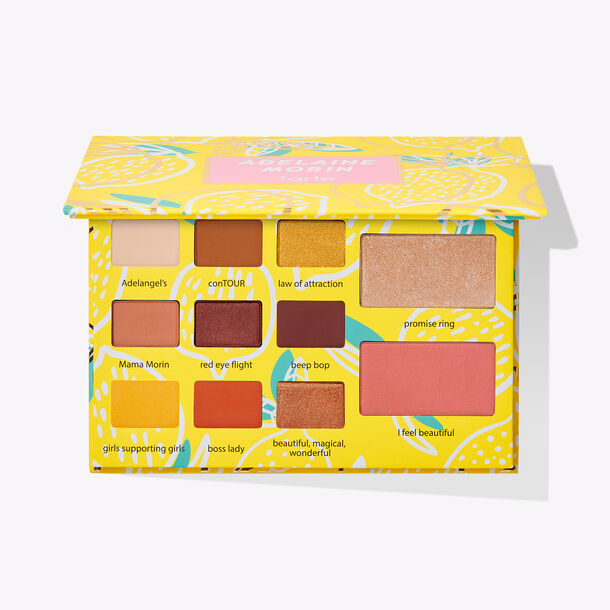 Adelaine Morin eye & cheek palette