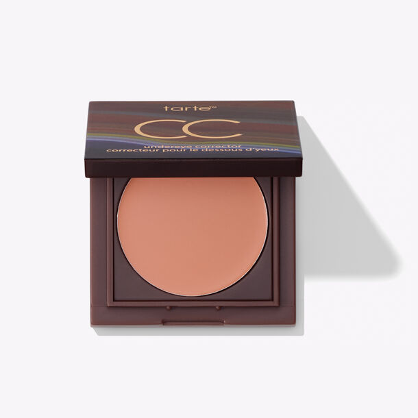 clay under eye color correcter and brightener