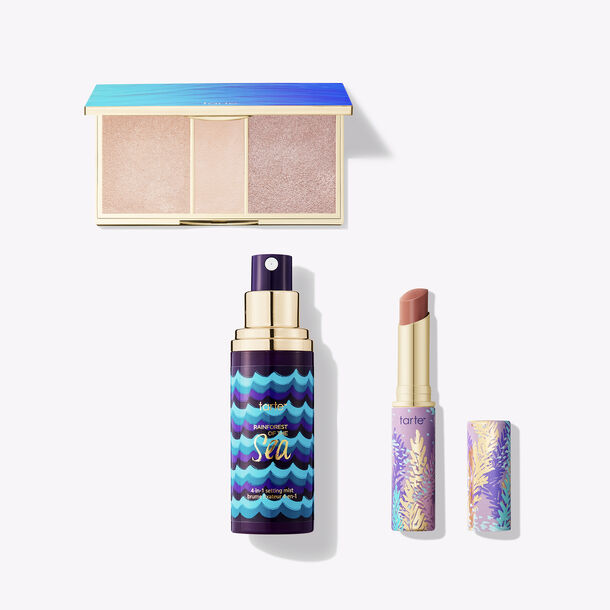 hydrate, illuminate, glow beauty essentials