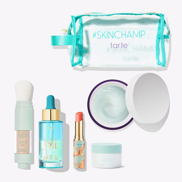 SEA clean up your skin game