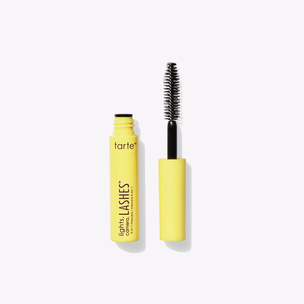 mini sugar rush™ lights, camera, lashes 4-in-1 mascara