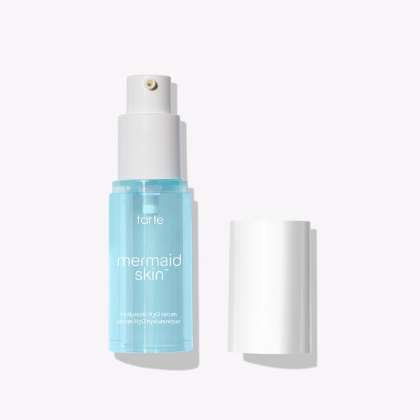 travel-size mermaid skin™ hyaluronic H₂O serum
