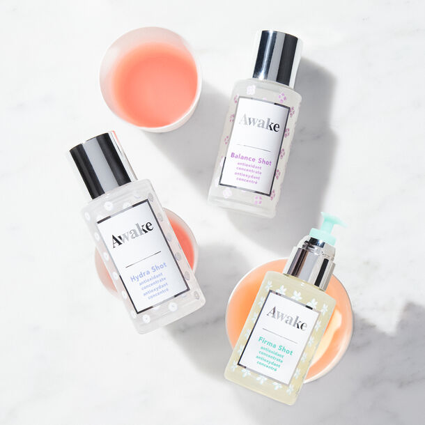 triple shot skincare trio