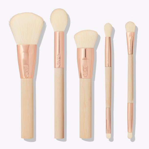 full face five brush set