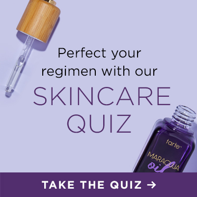 Perfect your regimen with our skincare quiz. take the quiz.