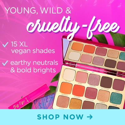 Young, wild, and cruelty-free