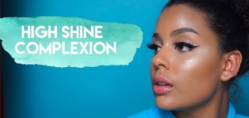 glowing complexion tutorial