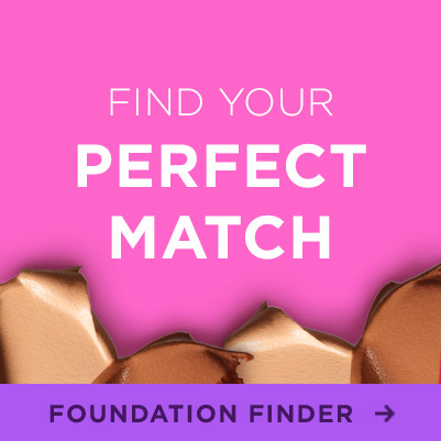 find your perfect match with foundation finder