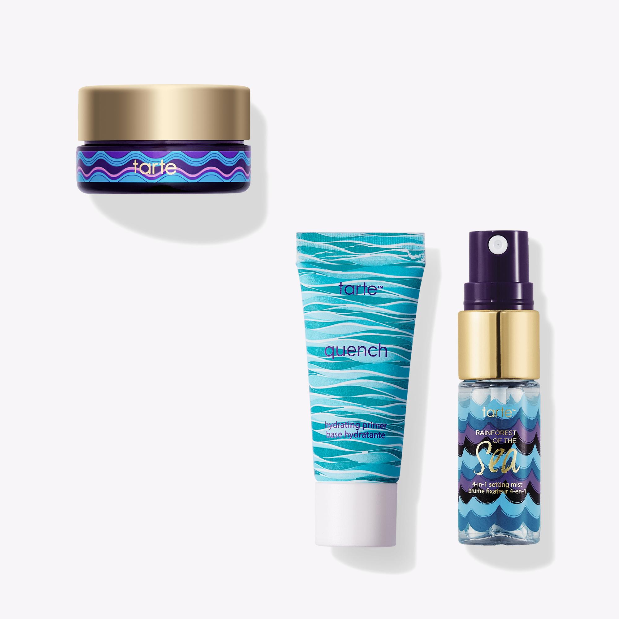 Sea The Hydration Skincare Set Tarte Cosmetics