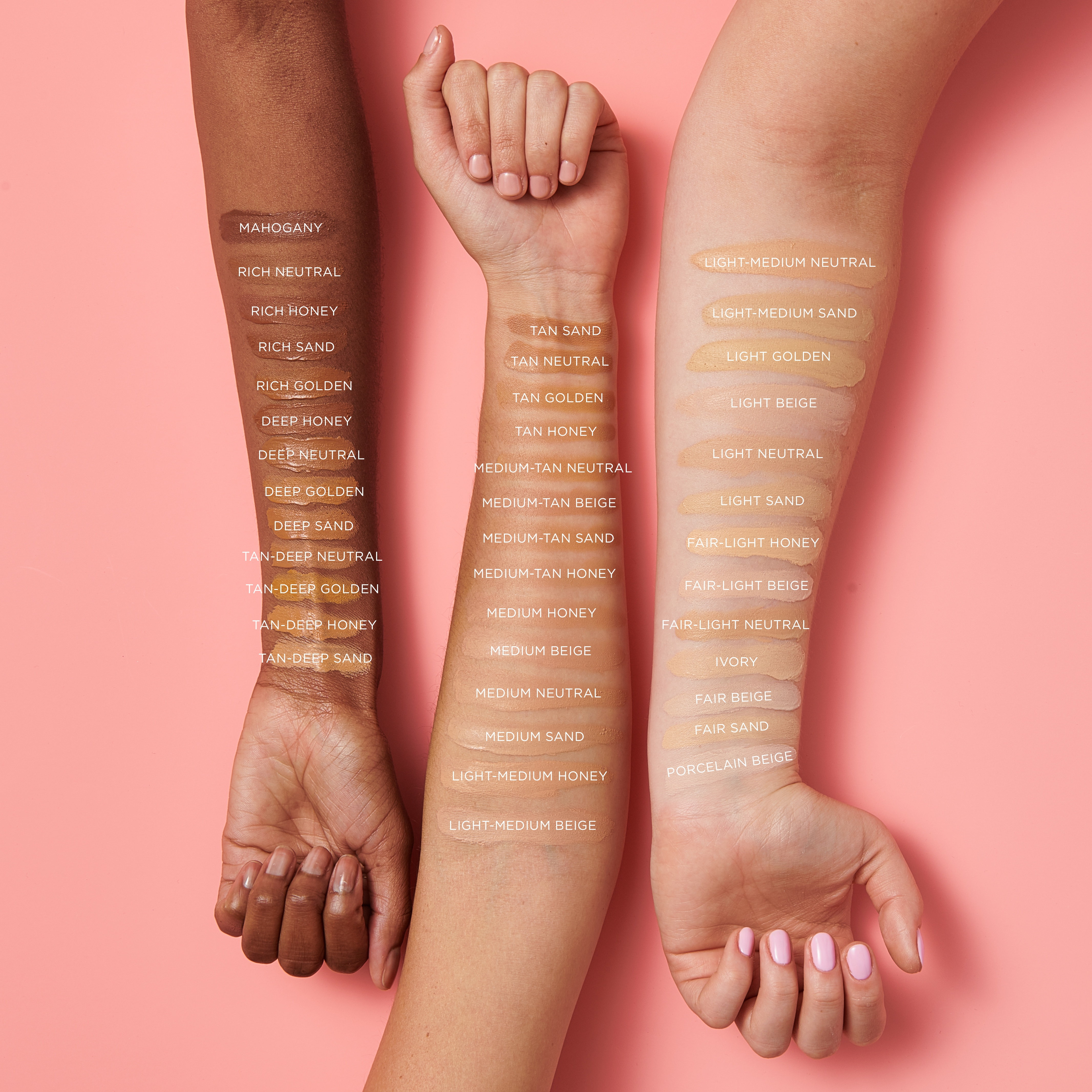 Amazonian Clay Full Coverage Airbrush Foundation by Tarte #10
