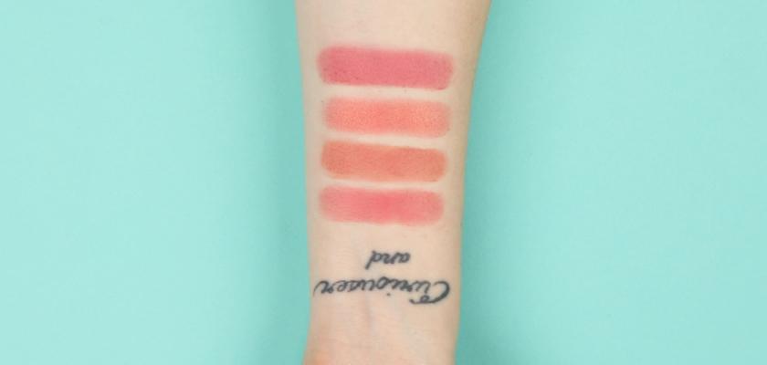 Blush Bliss Palette by Tarte #3