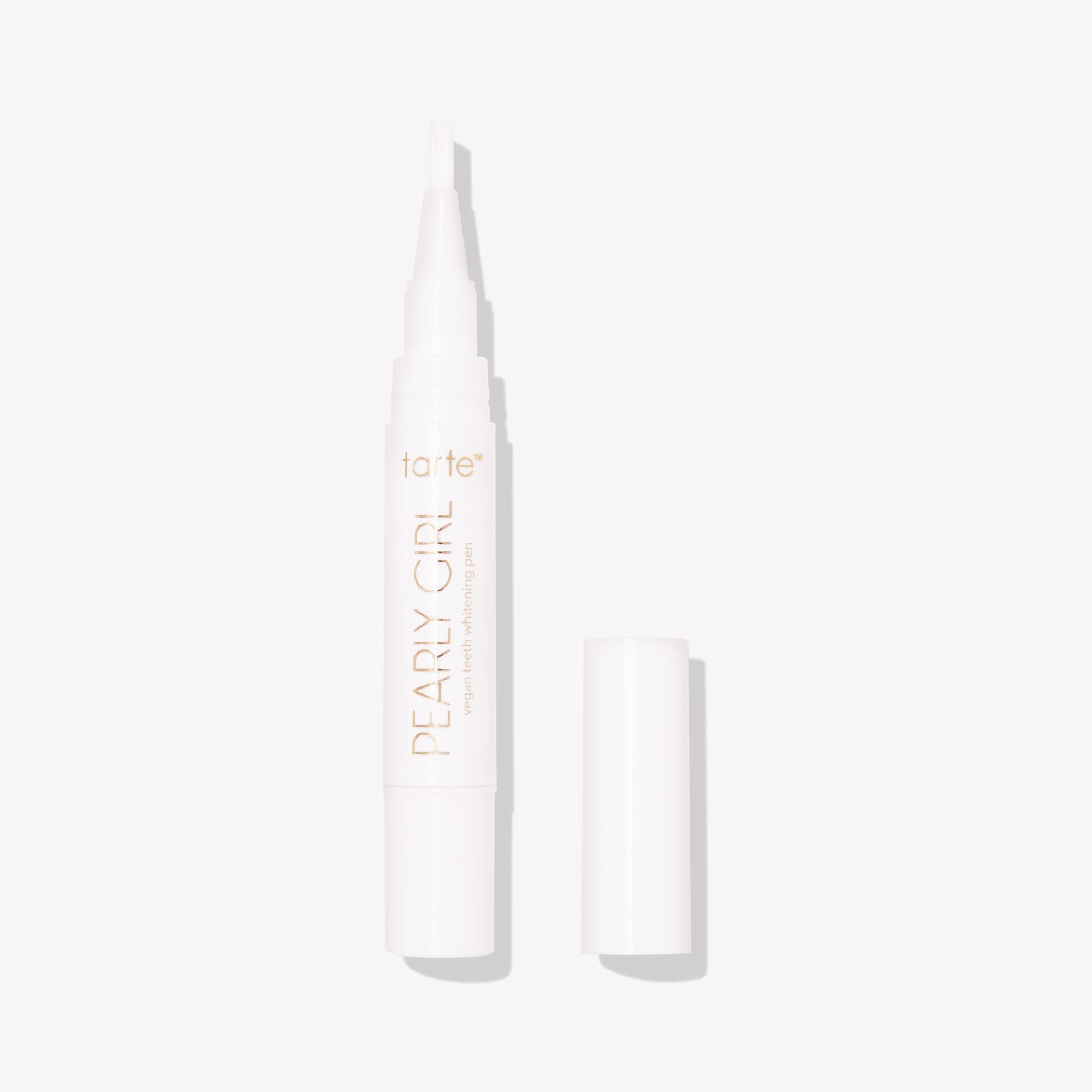 Pearly Girl Vegan Teeth Whitening Pen Tarte Cosmetics